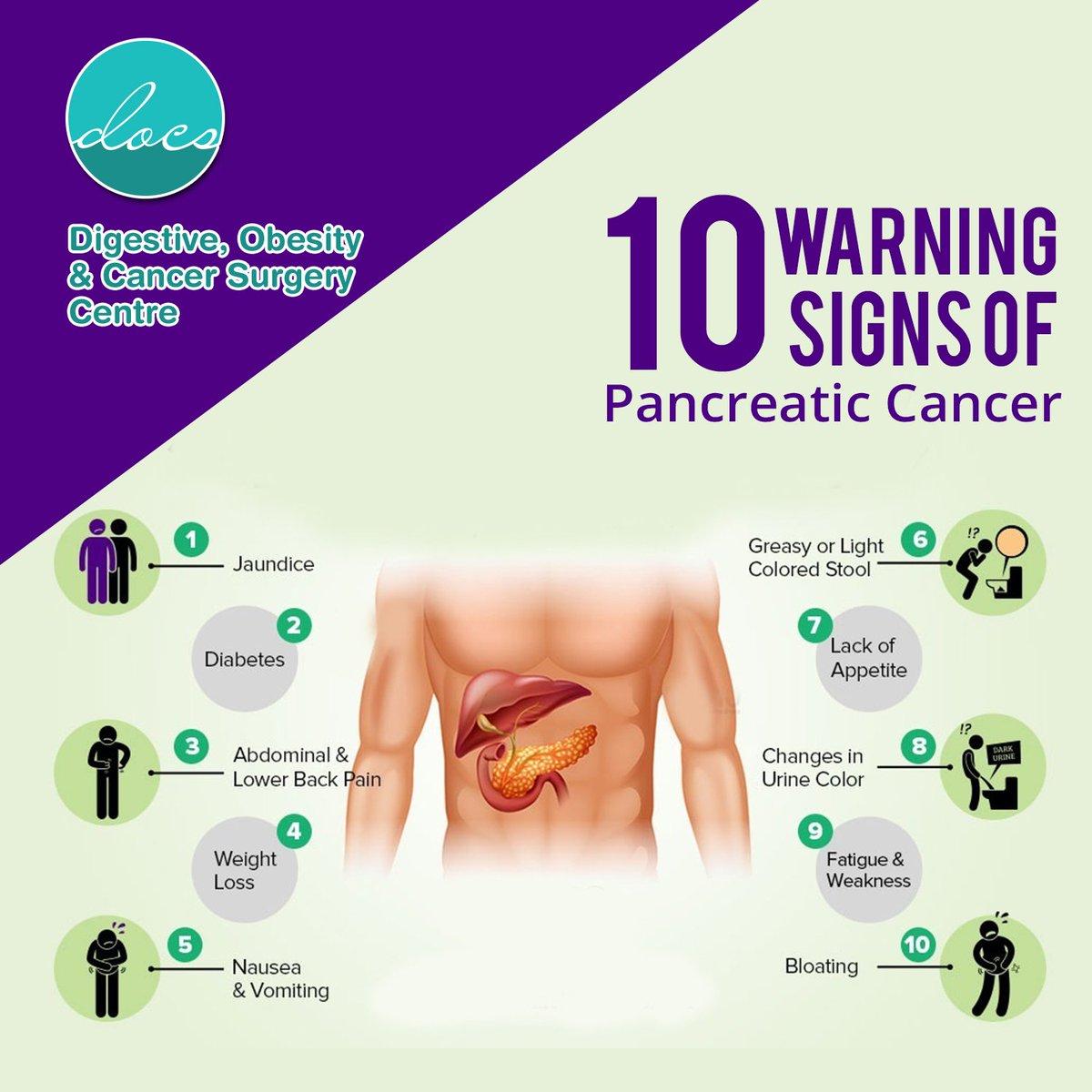 Pancreatic cancer final weeks.