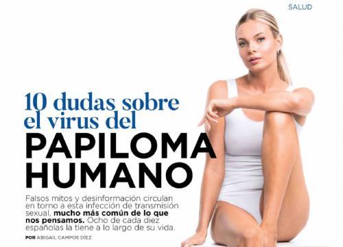 sintomas del papiloma virus en la mujer