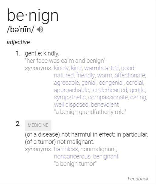 benign cancer synonym human papillomavirus in blood