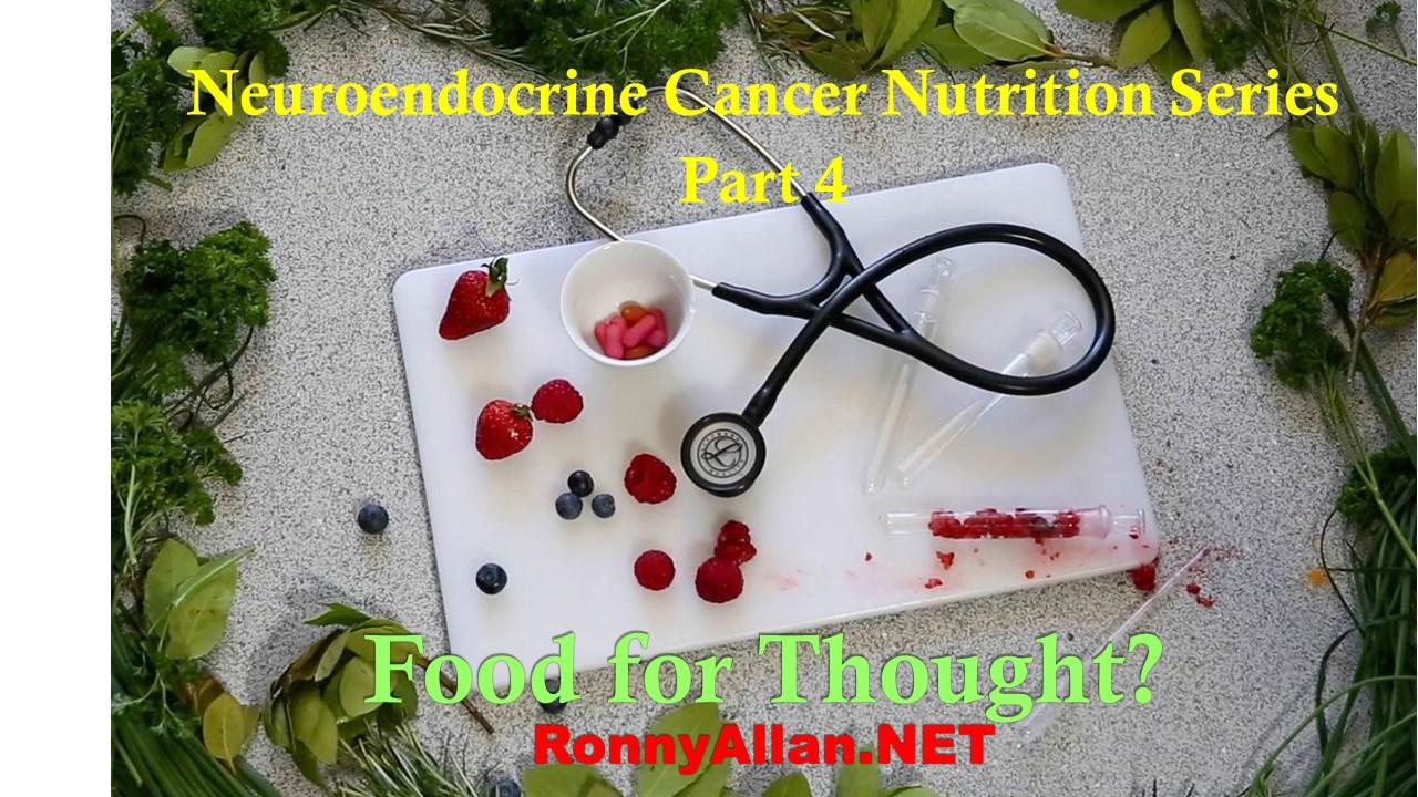 Neuroendocrine cancer guidelines, Cancer simptome generale