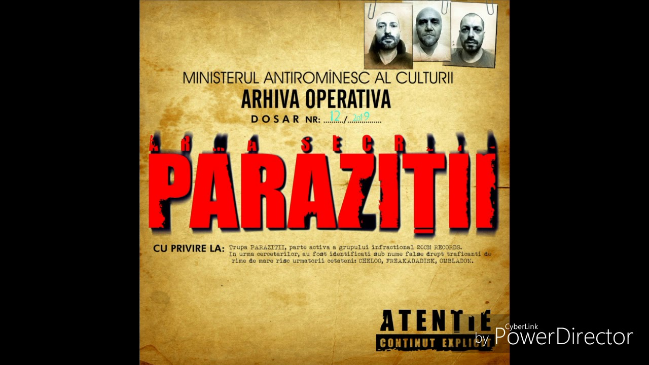 Paraziții sunt agenți patogeni