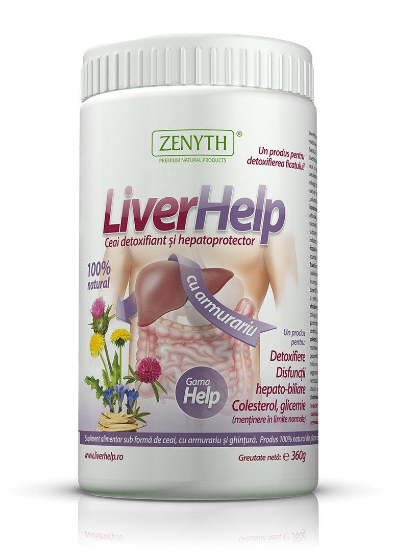 suplimente de detoxifiere hepatică în fază