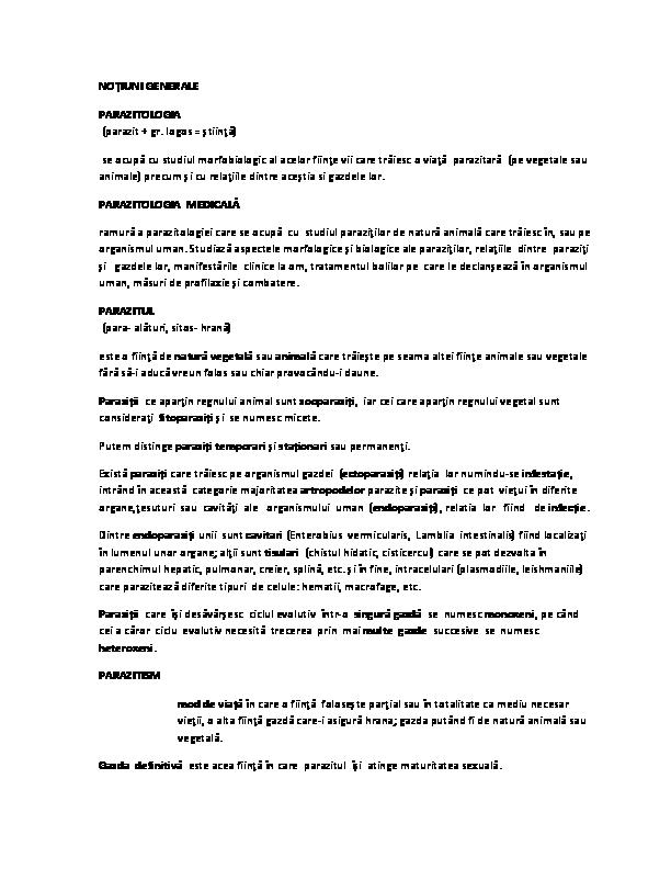 diferența dintre macro și microparaziți papillomas rash