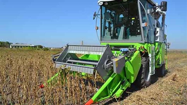 gyurusféreg mecanizarea agriculturii