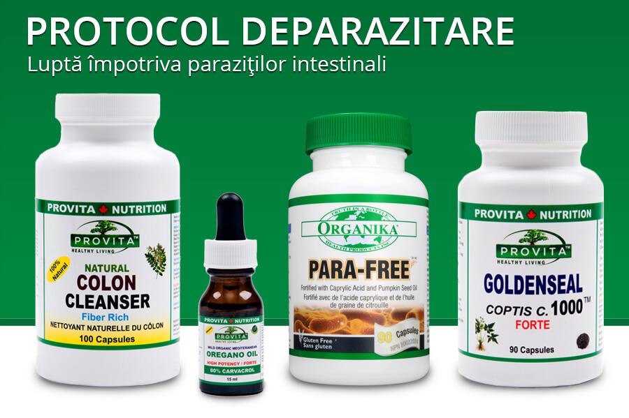 prevenirea și tratarea paraziților pentru copii