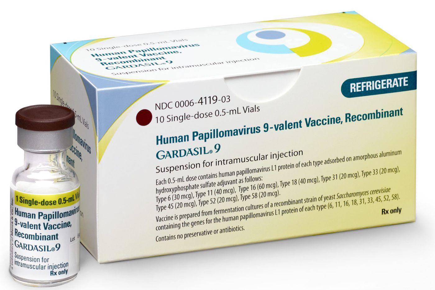 school- based human papillomavirus vaccine