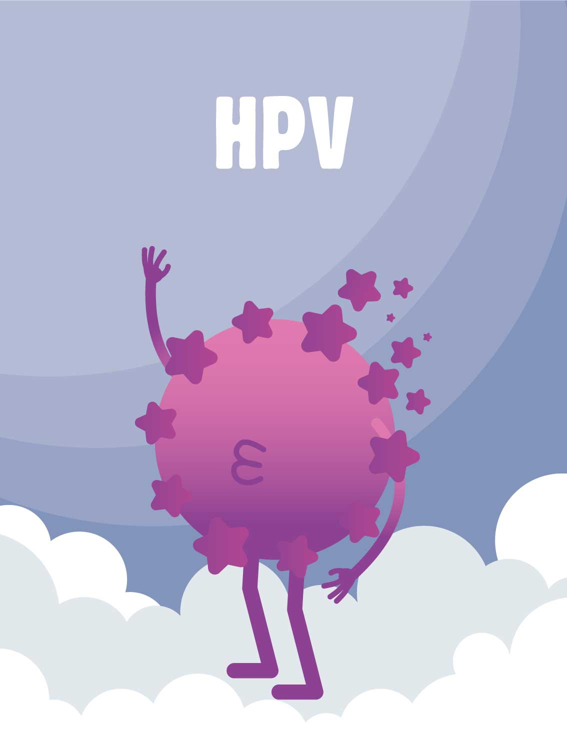 Papillomavirus sous la langue