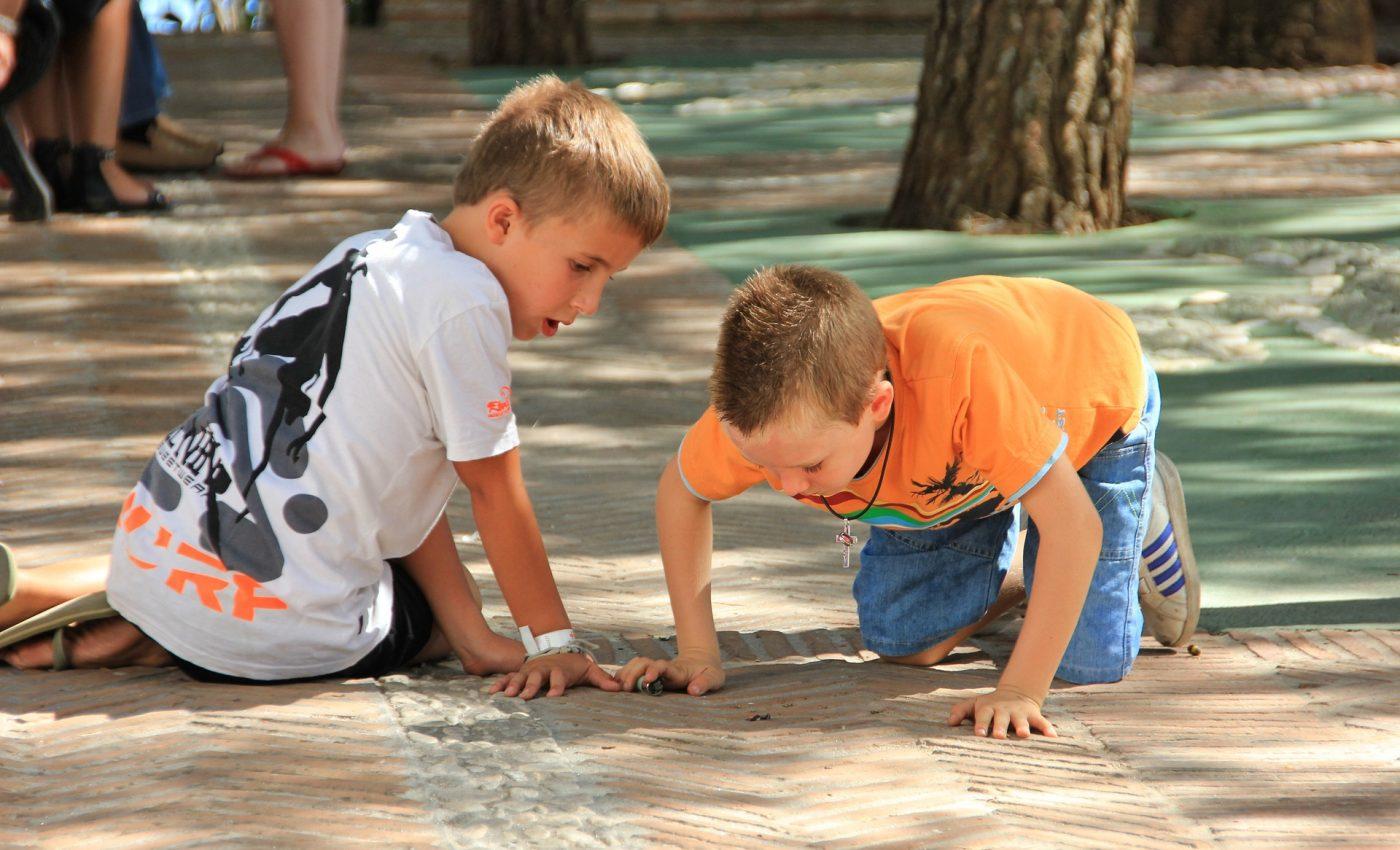 copii mici pentru viermi
