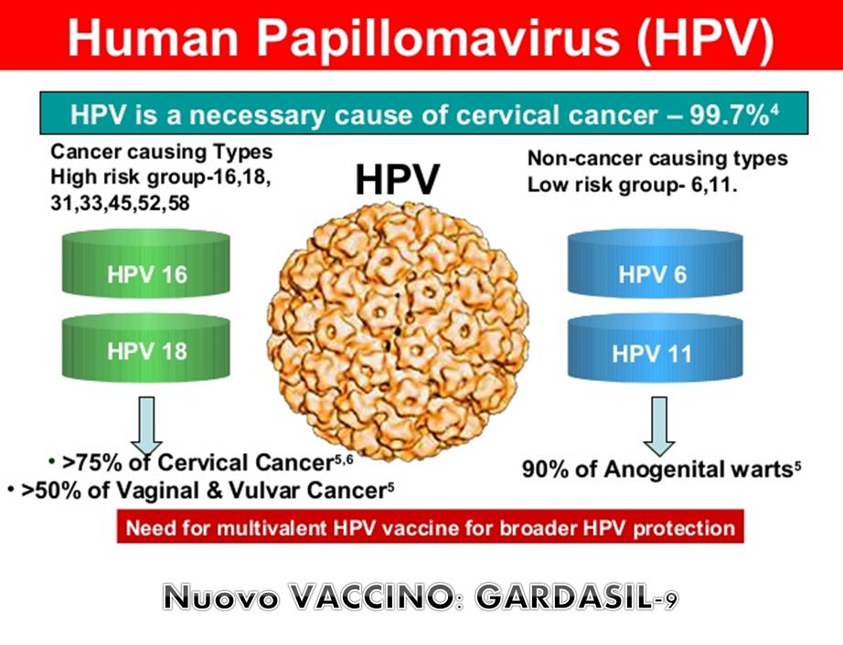 Quando fare il vaccino per il papilloma virus