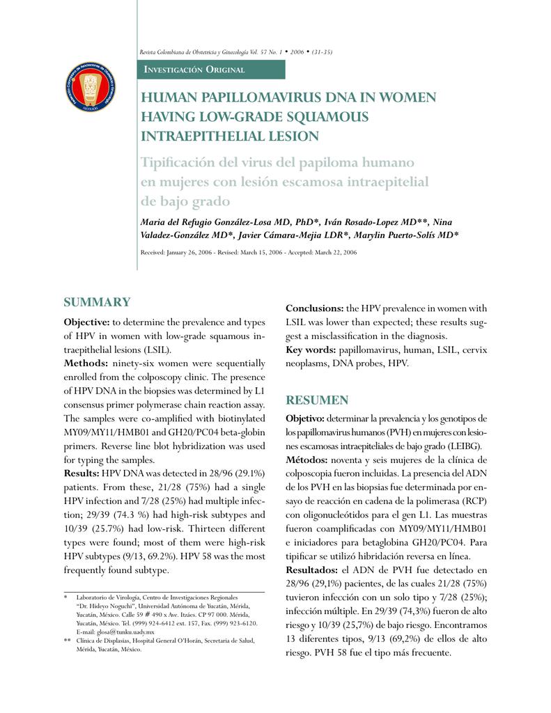 Cervical high risk human papillomavirus dna test positive - transroute.ro
