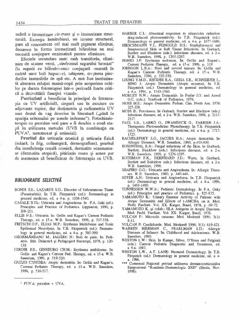 enterobioza în recomandările clinice pediatrice