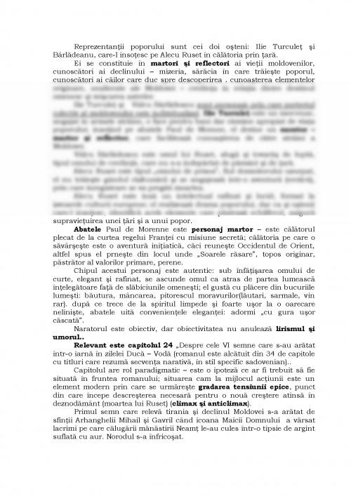 Zodia cancerului rezumat sadoveanu, Zodia-Cancerului-Rezumat-Pe-Capitole