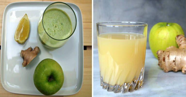 băutură de detoxifiere de colon de casă