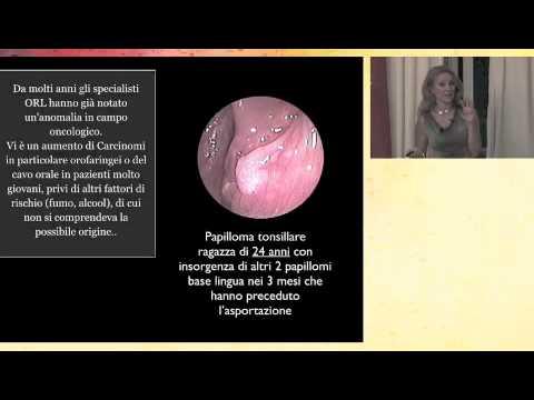 papilloma virus fumo