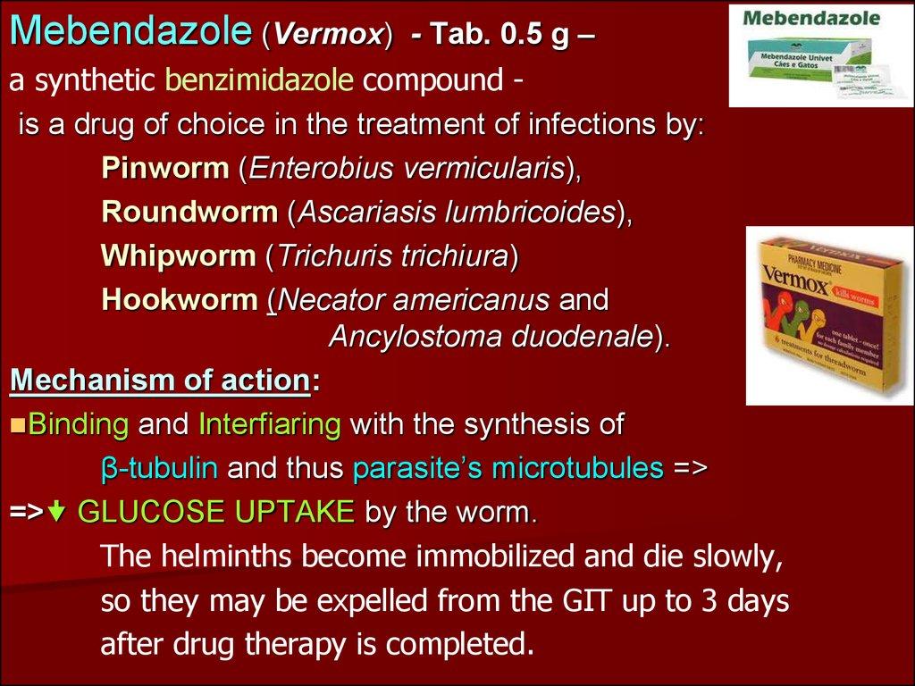 enterobioza în clinică