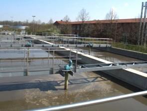 Uzina de epurare a apei de canalizare Landshut