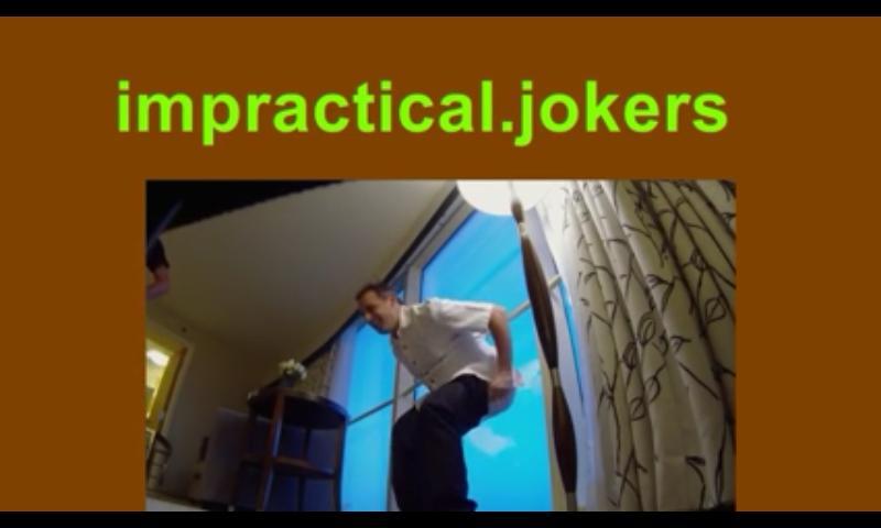 impractical jokers papilloma papilomatosis( verruga bovina bubas)