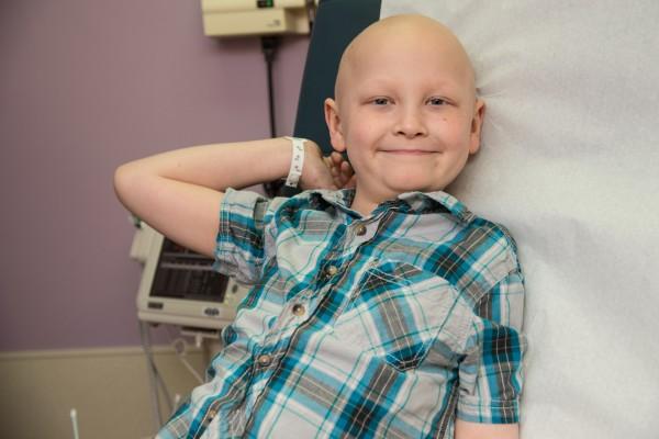 Sarcoma cancer child