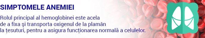 anemie grava simptome