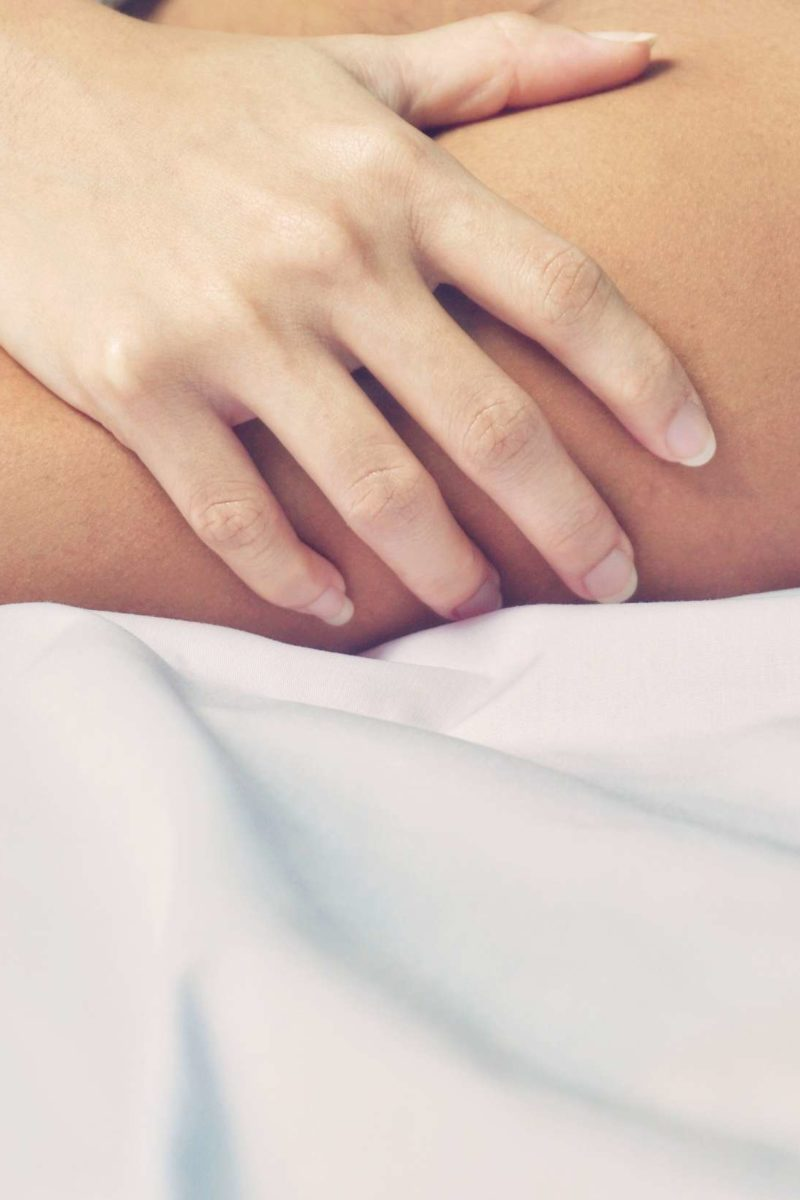 Wart virus sexually transmitted, Virusul HPV, asimptomatic