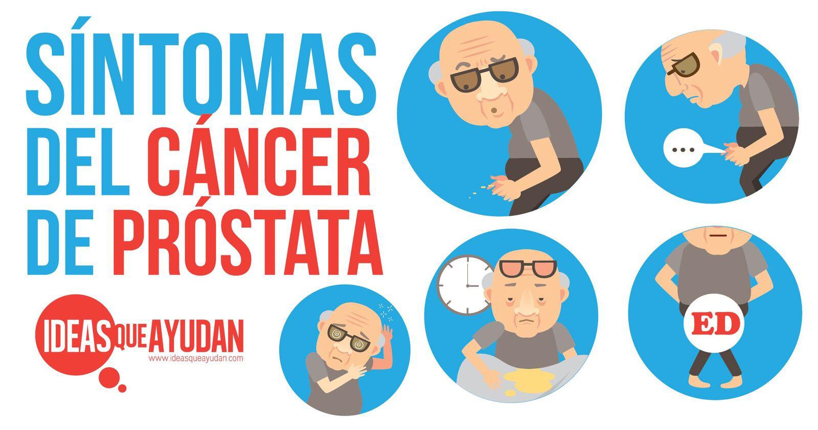 cancer de prostata indicios