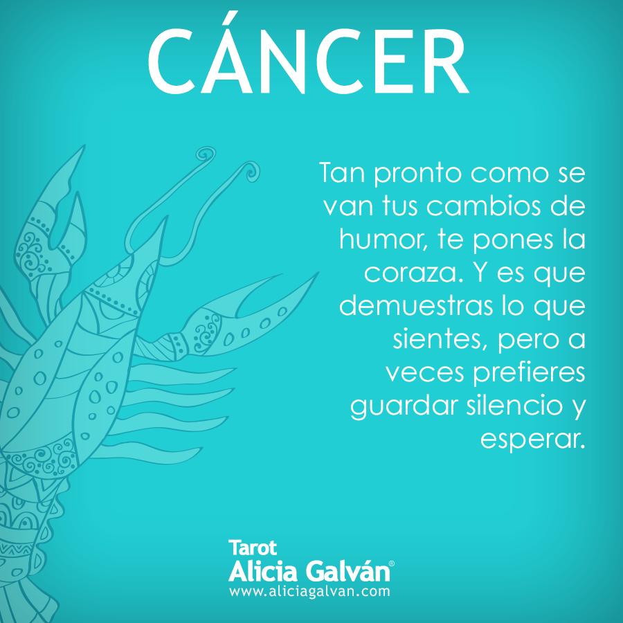 cancer es que mes
