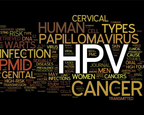 risk of throat cancer with hpv peritoneal cancer recovery rate