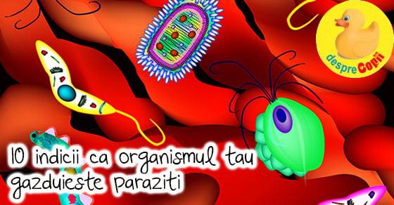 bacterii cauzate de paraziți bacterieni viermi pentru prevenirea gripei copilului