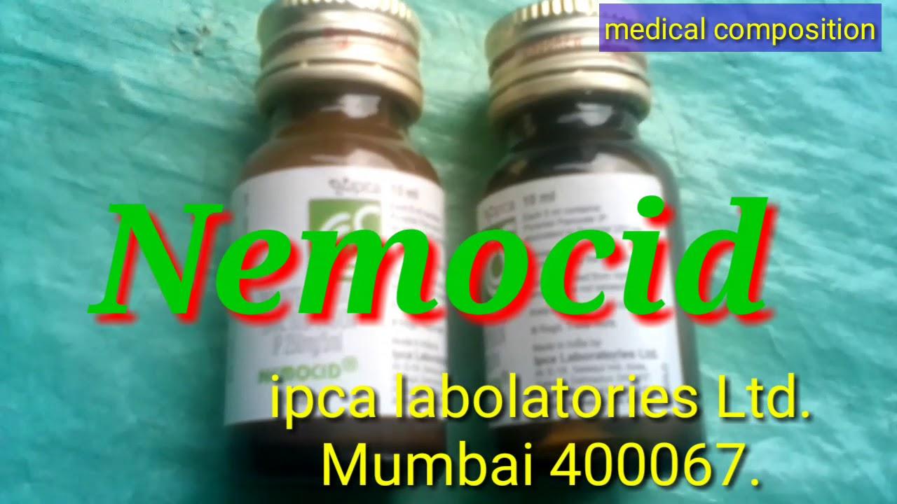 elimina paraziții cu medicament anemie et vomissements