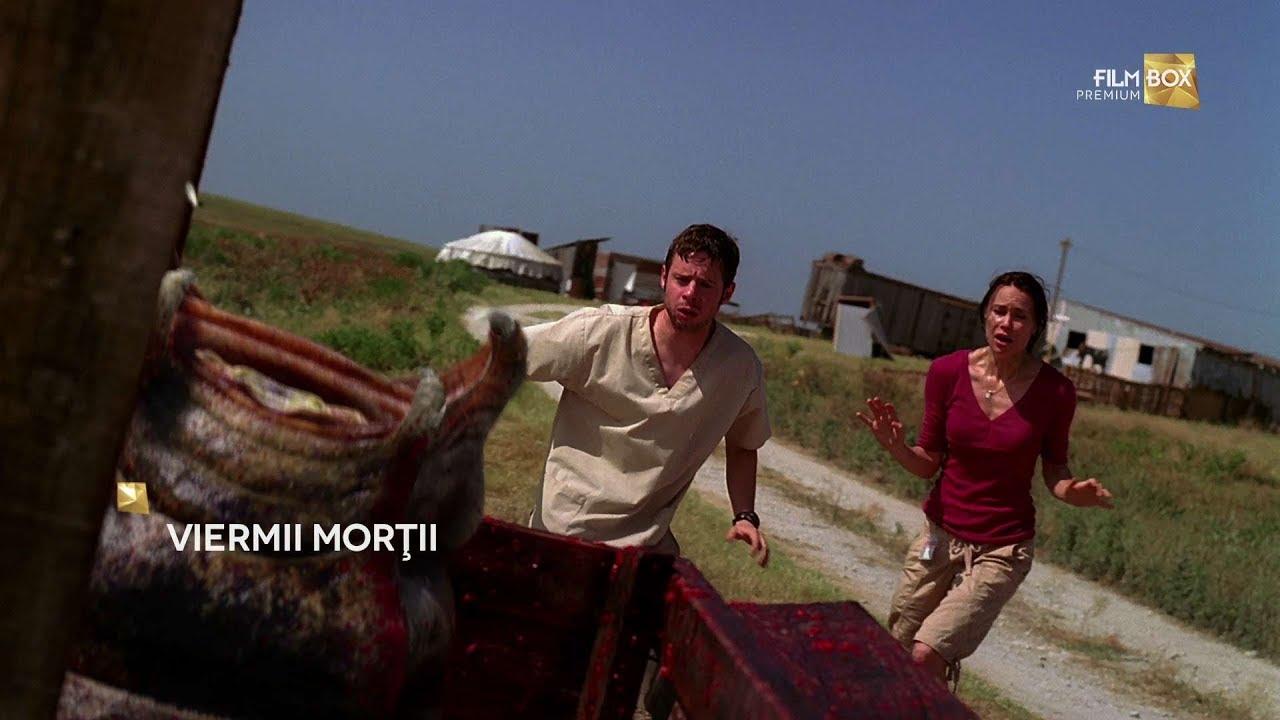 "El este ""Viermele Mortii"" din Mongolia"