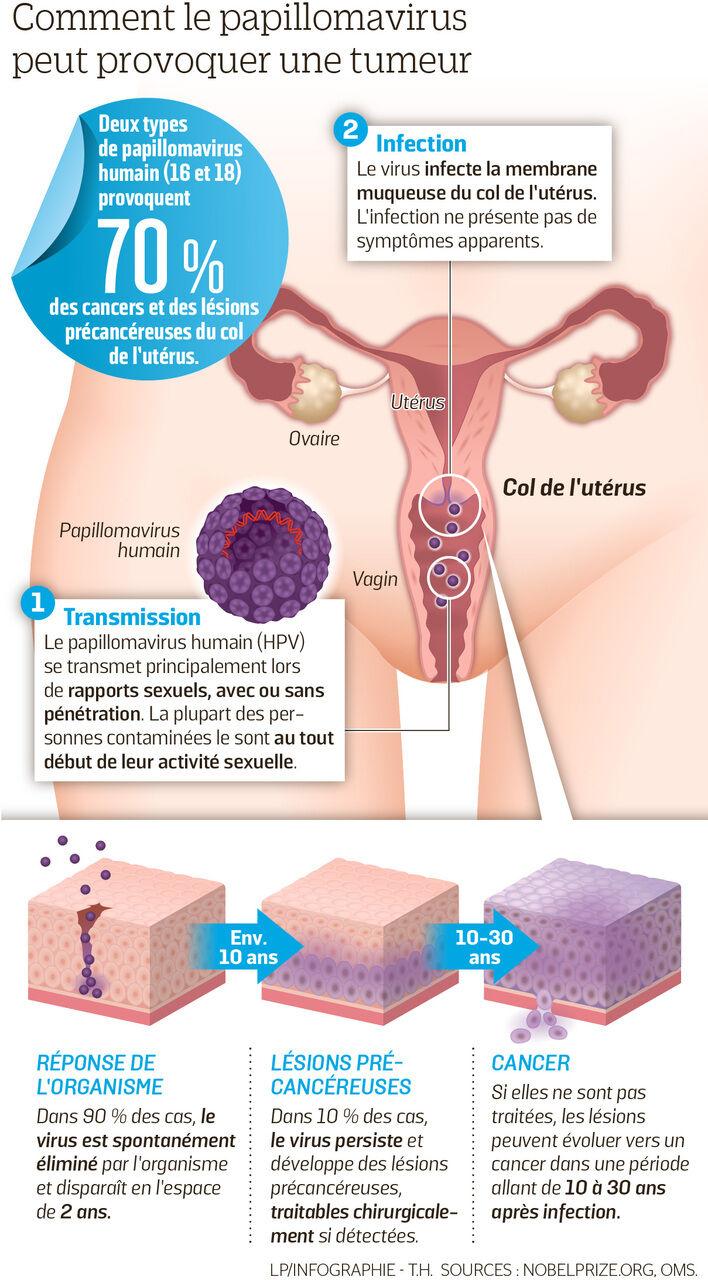 papillomavirus vaccin fille