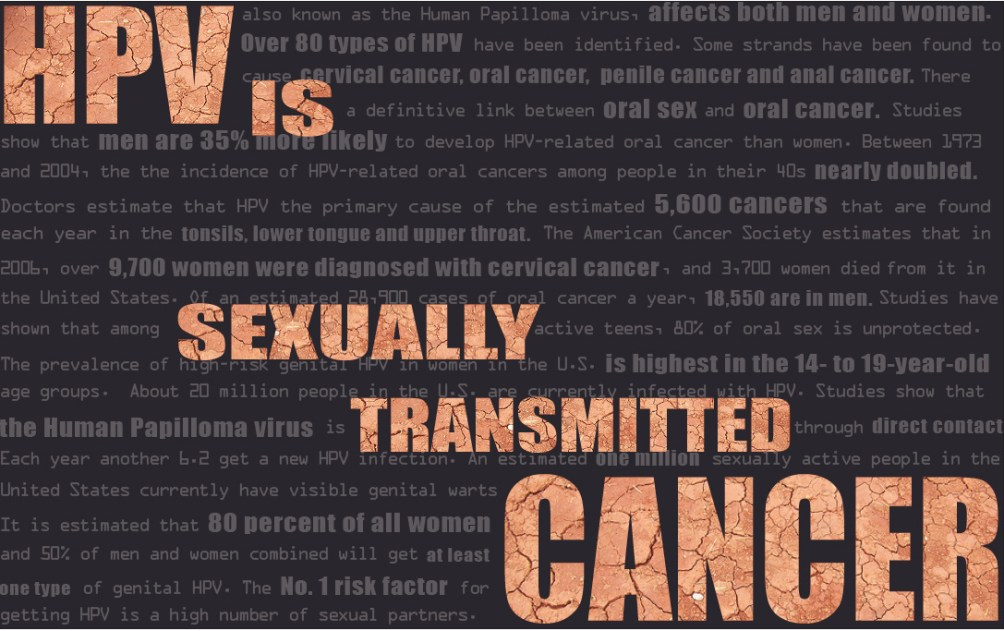 hpv causes what std