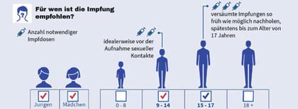 Hpv impfung fur junge manner, Übersetzung für