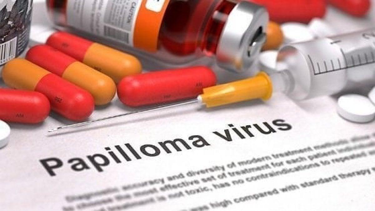 Vaccinazione papilloma virus uomini