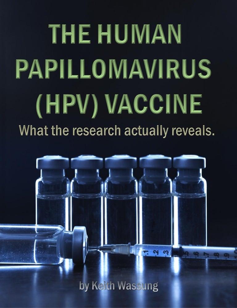 Human papillomavirus vaccine how to give