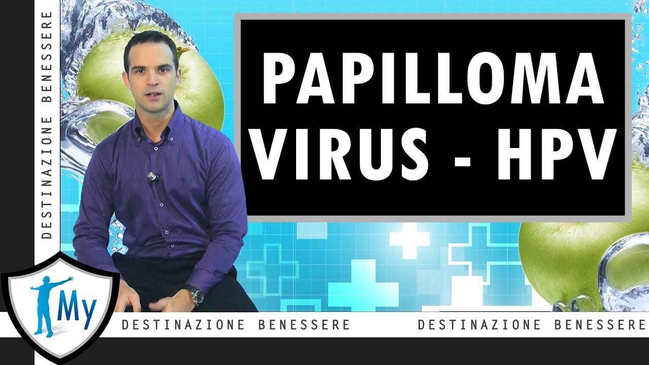 manifestazione papilloma virus uomo