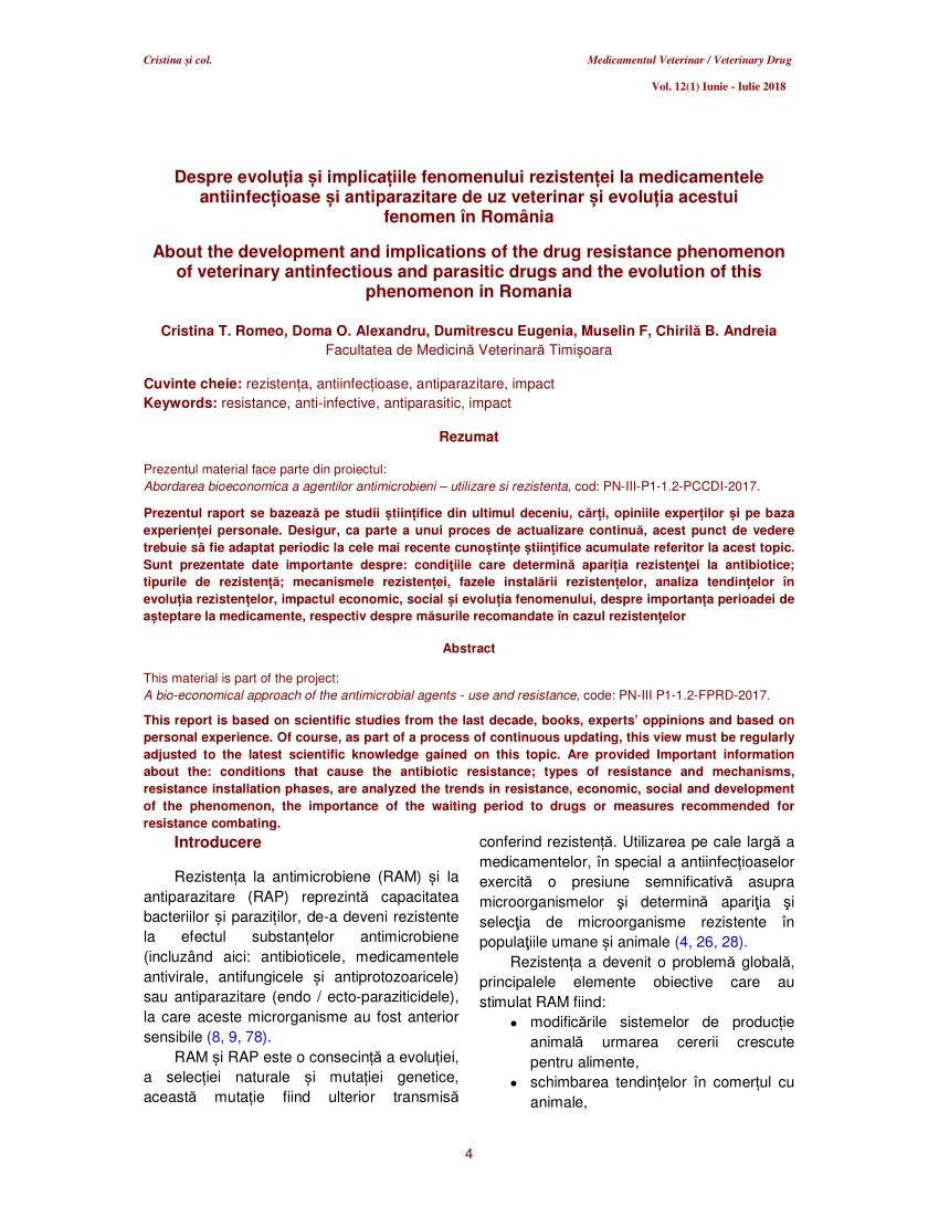 medicamente antihelmintice pentru om ca prevenire