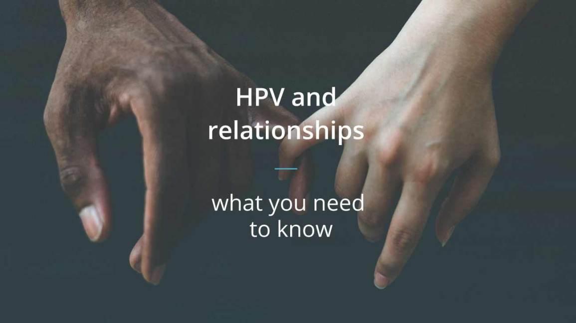 Cervical high risk hpv (human papillomavirus) test positive