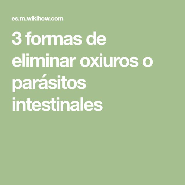 Que es oxiuros en mujeres - Gabi Boanca (boanca65) on Pinterest