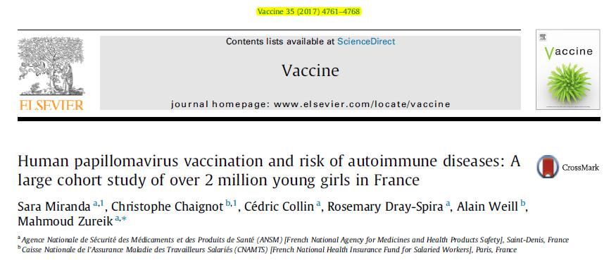 Cervical vaccine interval, Prevenirea cancerului de col uterin - vaccin contra infectiei cu HPV