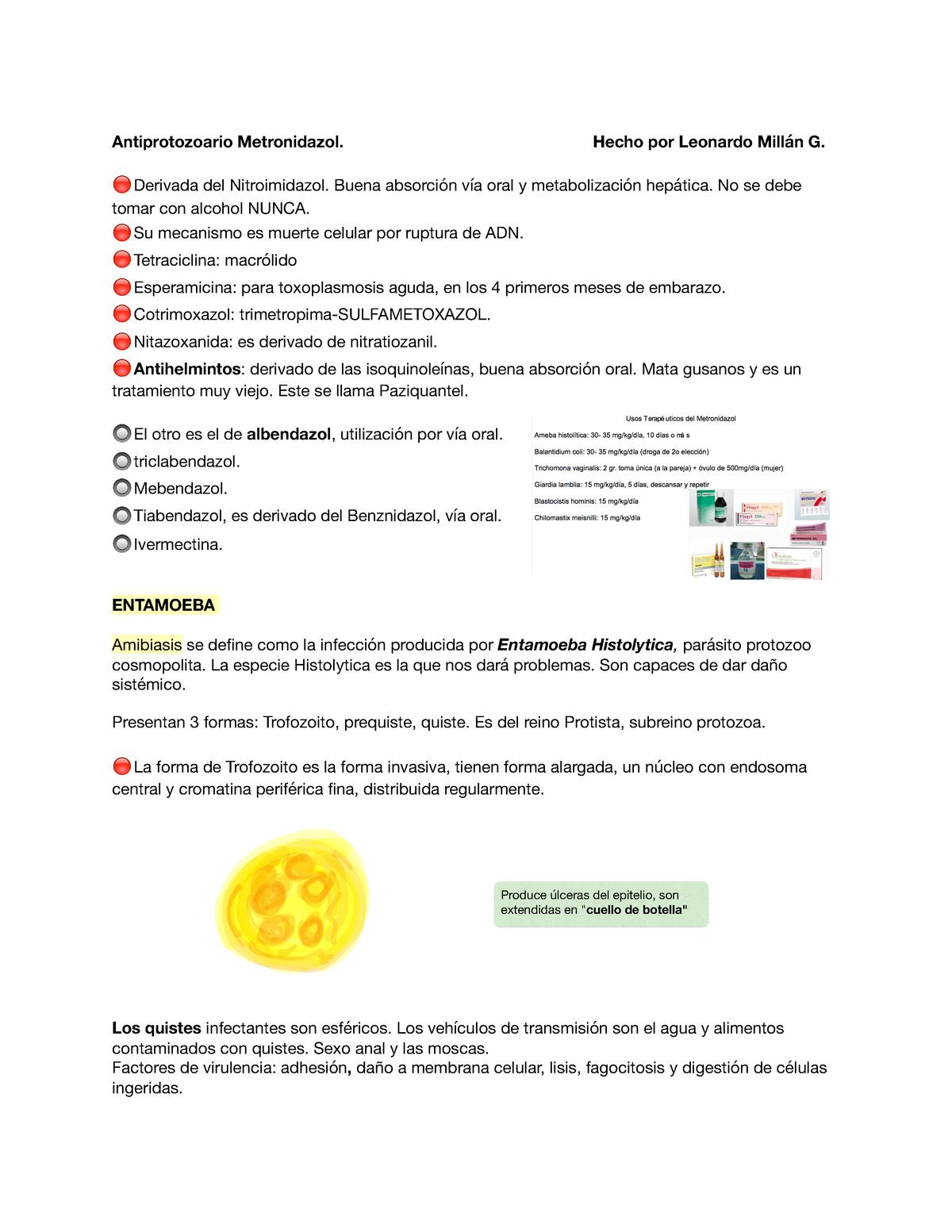 Microbiología Basica - PDF Free Download Vulvovaginitis por oxiuros tratamiento