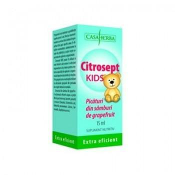 Citrosol (Fost Citrosept) Cu Echinaceea 10 ml - Interherb