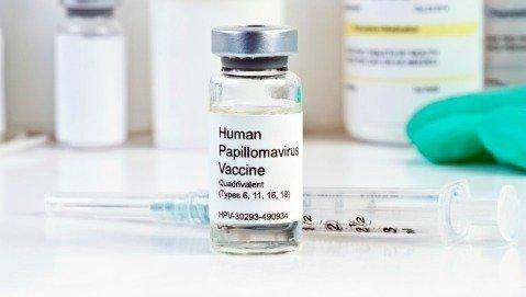 Bolile cu transmitere 7 sexuală, Vaccino papilloma virus negli uomini