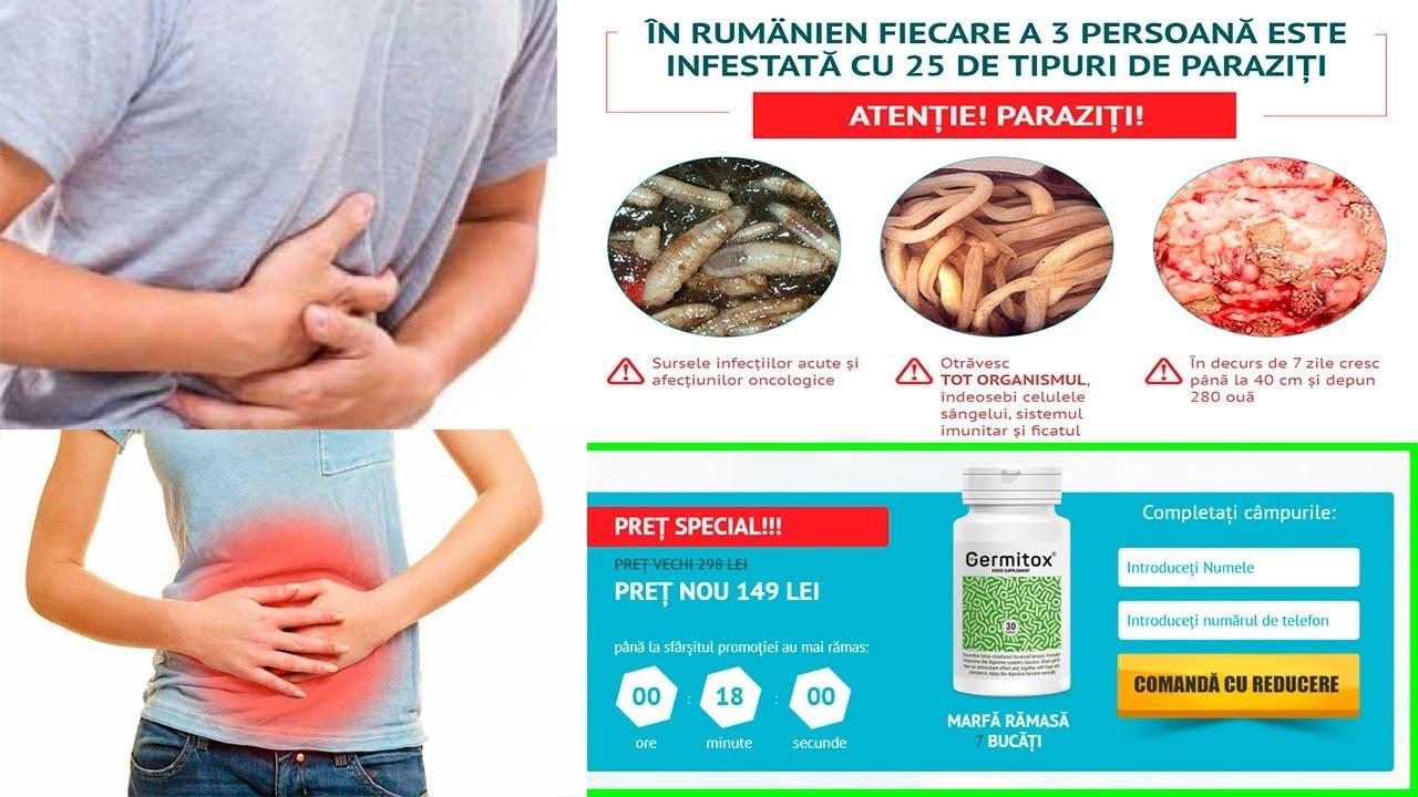 7 remedii naturale contra parazitilor intestinali - Tratament medicamentos paraziti