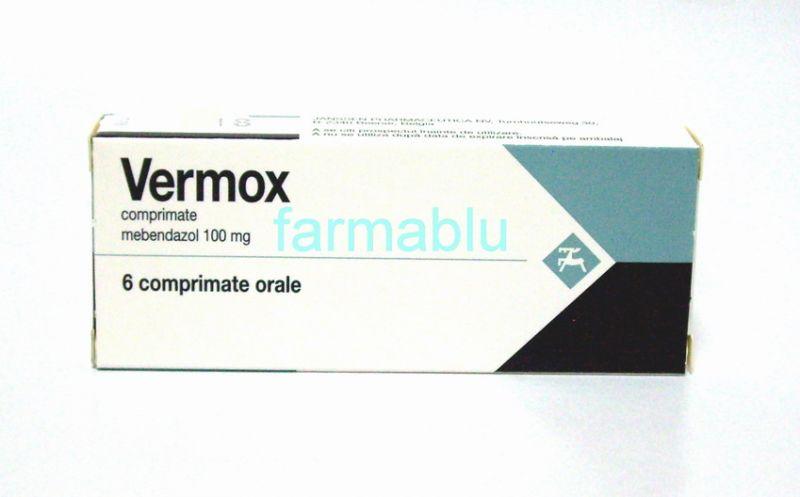 vermox oxiuri suplimente parazite