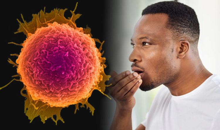 does papilloma cause bad breath