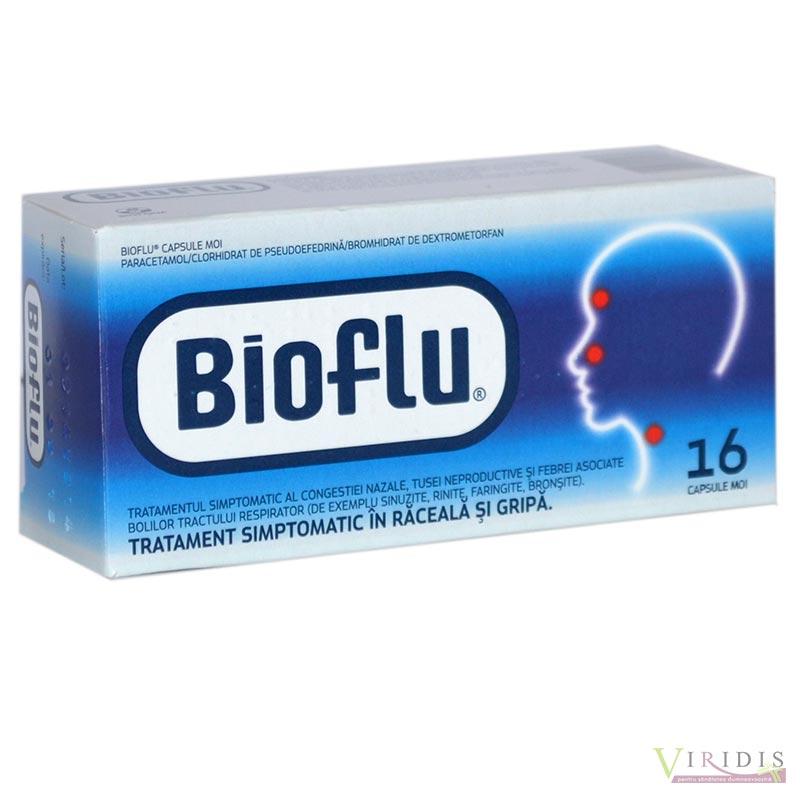 Tratament pentru Gripa - Herbagetica