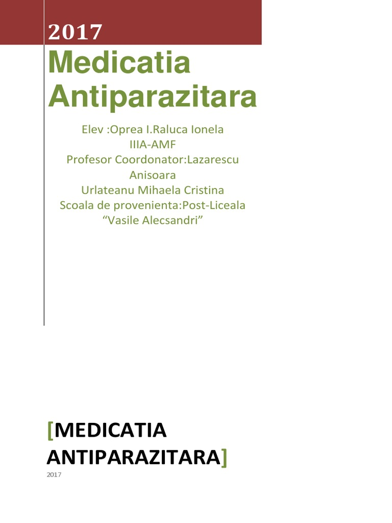 VERMOX, comprimate | SanoTeca
