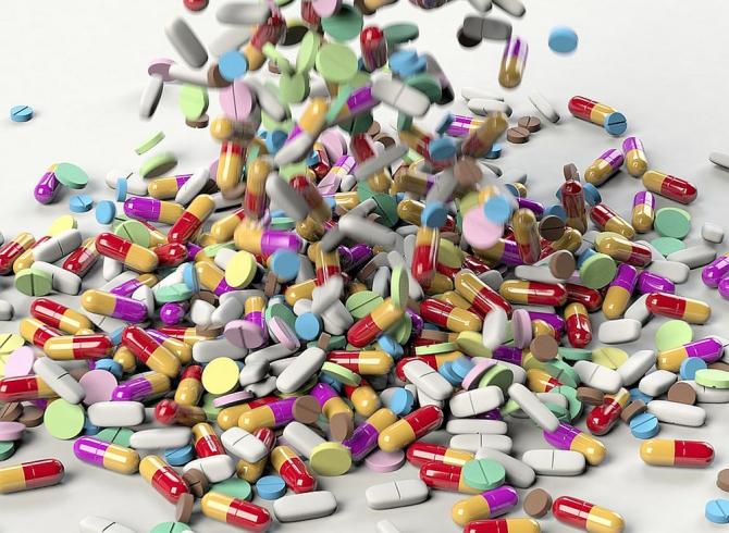 efecte secundare ale unei pastile)