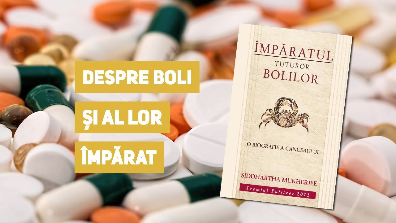 Siddhartha Mukherjee - Imparatul tuturor bolilor. O biografie a cancerului - transroute.ro